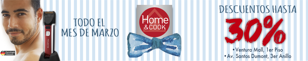 HOME AND COOK